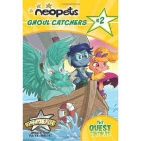 The Quest Continues, Neopets: Ghoul Catchers, Book 2 (Paperback)