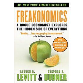 Freakonomics: A Rogue Economist Explores the Hidden Side of Everything, Export Edition (Mass Market)
