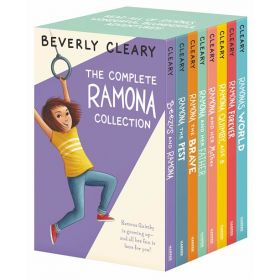 The Complete 8-Book Ramona Collection (Paperback)