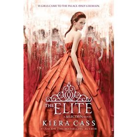 The Elite: Selection, Book 2 (Hardcover)