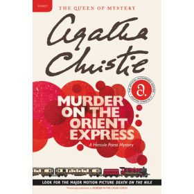 Murder on the Orient Express: A Hercule Poirot Mystery (Paperback)