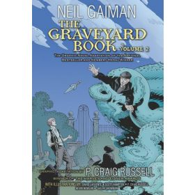The Graveyard Book: Graphic Novel Vol. 2 (Paperback)