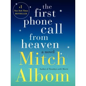 The First Phone Call from Heaven: A Novel (Paperback)