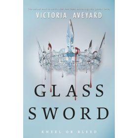 Glass Sword: Red Queen, Book 2 (Paperback)