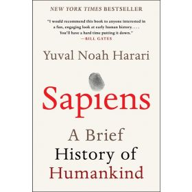 Sapiens: A Brief History of Humankind (Paperback)