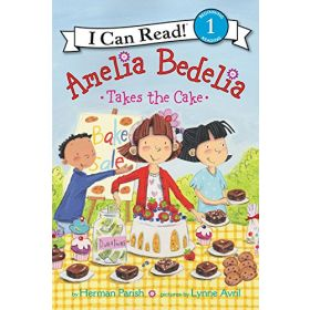 Amelia Bedelia Takes the Cake: I Can Read Level 1 (Paperback)
