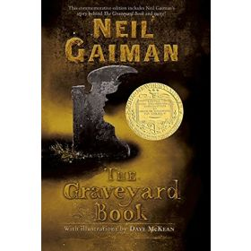 The Graveyard Book, Commemorative Edition (Paperback)