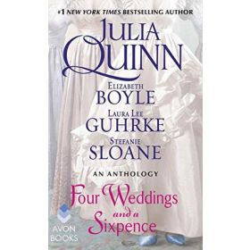 Four Weddings and a Sixpence: An Anthology (Mass Market)