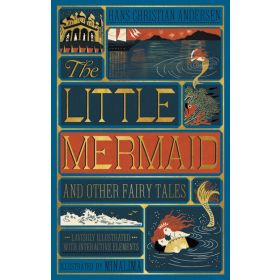 Little Mermaid and Other Fairy Tales, MinaLima Edition (Hardcover)