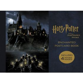 Harry Potter and the Sorcerer's Stone Enchanted (Postcard Book)