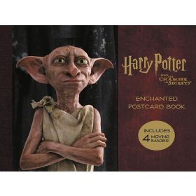 Harry Potter and the Chamber of Secrets Enchanted (Postcard Book)