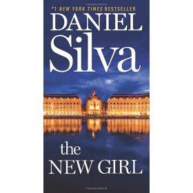 The New Girl: Gabriel Allon Series, Book 19 (Mass Market)