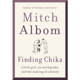 Finding Chika: A Little Girl, an Earthquake, and the Making of a Family (Hardcover)