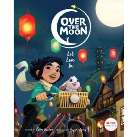 Over the Moon: Let Love In (Hardcover)