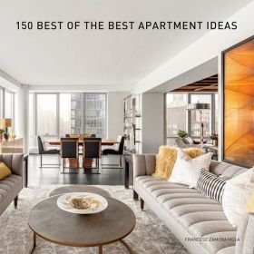 150 Best of the Best Apartment Ideas (Hardcover)
