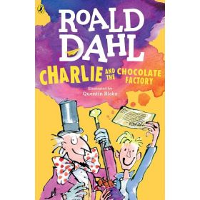 Charlie and the Chocolate Factory, New Edition (Paperback)