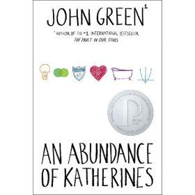 An Abundance Of Katherines (Paperback)
