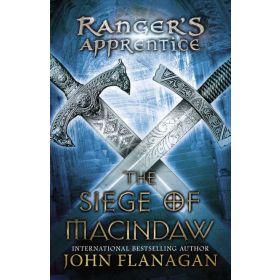 The Siege of Macindaw: Ranger's Apprentice, Book 6 (Paperback)