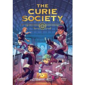 The Curie Society (Paperback)
