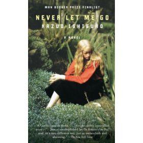 Never Let Me Go, Export Edition (Mass Market)