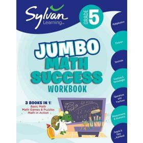5th Grade Jumbo Math Success Workbook (Paperback)