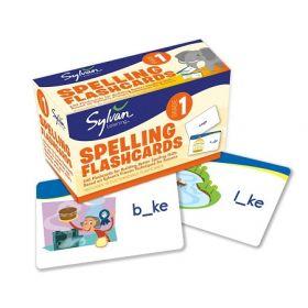1st Grade Spelling Flashcards (Cards)