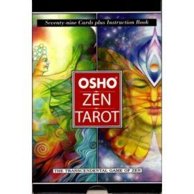 Osho Zen Tarot: The Transcendental Game of Zen, 7th Edition (Cards)