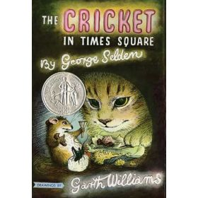 Cricket in Times Square (Paperback)