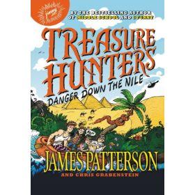Danger Down the Nile: Treasure Hunters, Book 2 (Hardcover)