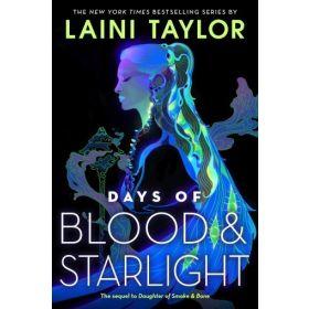 Days of Blood & Starlight: Daughter of Smoke & Bone, Book 2 (Paperback)