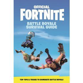 Official Fortnite: Battle Royale Survival Guide (Hardcover)