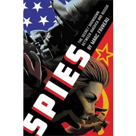 Spies: The Secret Showdown Between America and Russia (Hardcover)