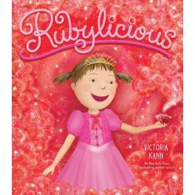 Rubylicious: Pinkalicious, Signed Copy (Hardcover)