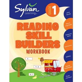 1st Grade Reading Skill Builders Workbook, Sylvan Language Arts Workbooks (Paperback)