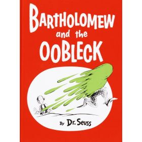 Bartholomew and the Oobleck, Caldecott Honor Book (Hardcover)