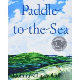 Paddle-to-the-Sea (Paperback)