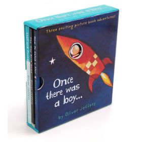 Once There Was a Boy... Boxed Set (Hardcover)
