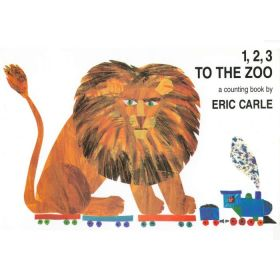 1, 2, 3 to the Zoo: A Counting Book (Board Book)