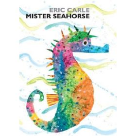 Mister Seahorse (Board Book)