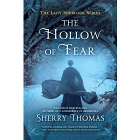 The Hollow of Fear: The Lady Sherlock Series, Book 3 (Paperback)