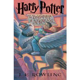 Harry Potter and the Prisoner of Azkaban, Book 3 (Paperback)