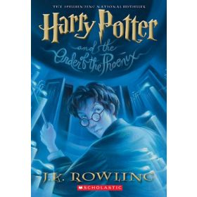 Harry Potter And The Order Of The Phoenix, Book 5 (Paperback)