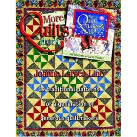 More Quilts from the Quiltmaker's Gift: 19 Traditional Patterns for a New Generation of Generous Quiltmakers (Paperback)