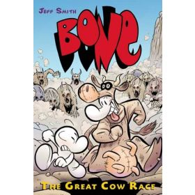 The Great Cow Race: Bone, Vol. 2 (Hardcover)