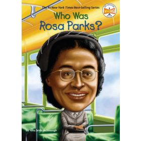 Who Was Rosa Parks? (Paperback)