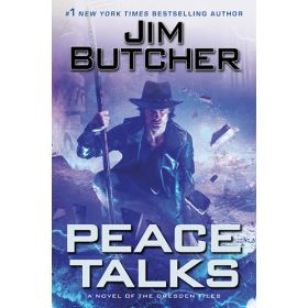 Peace Talks: Dresden Files, Book 16 (Hardcover)