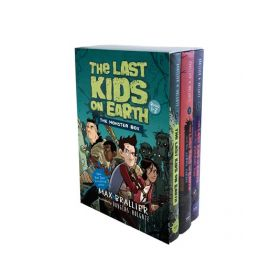The Last Kids on Earth: The Monster Box Set, Books 1-3 (Hardcover)
