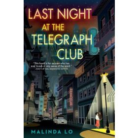 Last Night at the Telegraph Club (Hardcover)