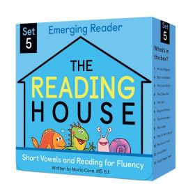 The Reading House Set 5: Short Vowels and Reading for Fluency (Paperback)