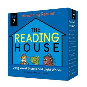 The Reading House Set 7: Long Vowel Blends and Sight Words (Paperback)